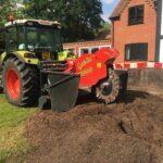 Tractor Grinder LG Oak Claas
